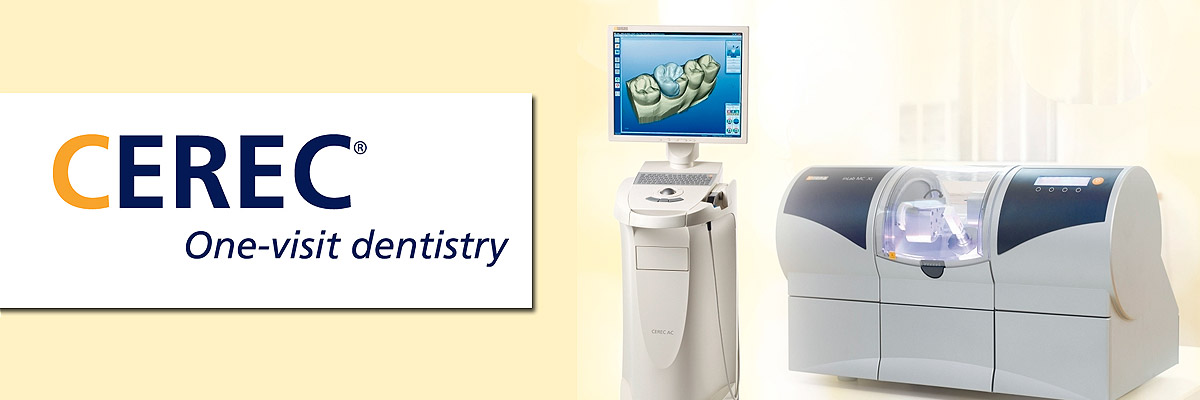 Plano CEREC® Dentist